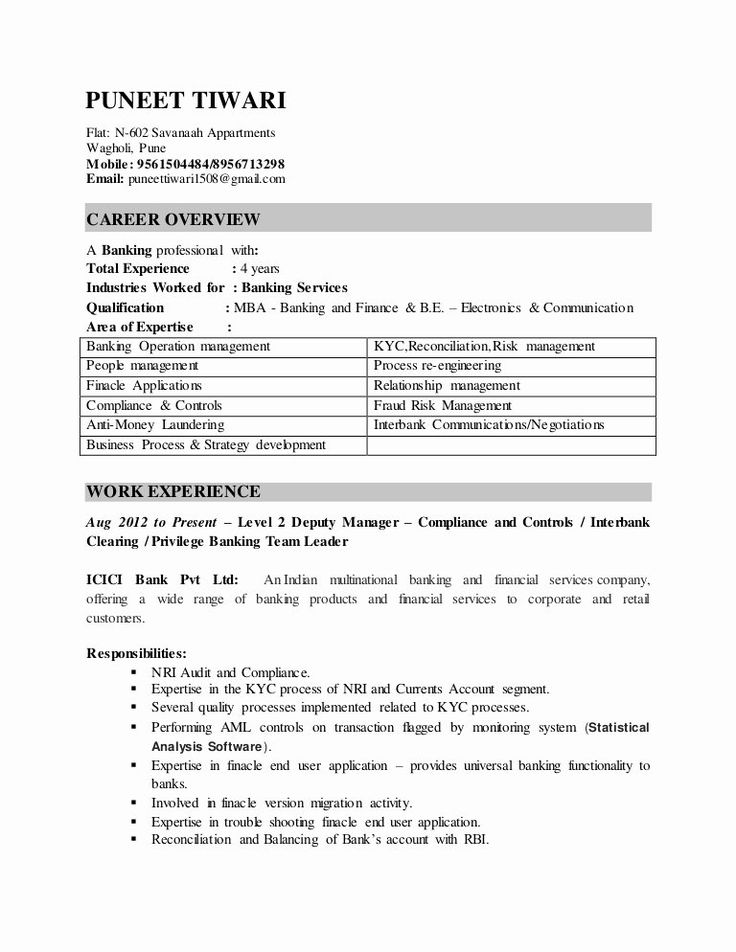 27 Core Qualifications Resume Examples in 2020 (With