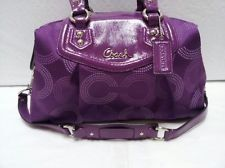 242 best Purple Coach images on Pinterest | Coaches, Bags and ...