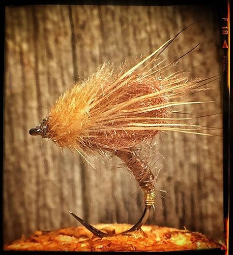 Cdc loop Emerger! #deercreekresin #troutfood #troutfly #graylingfly #hanakhooks #graylingfood #fluefiske #flugfiske #flugbindning #flytyer #flytying #flytyingaddict #flytyingjunkie #barbless #vårflue #caddisfly #catchandrelease