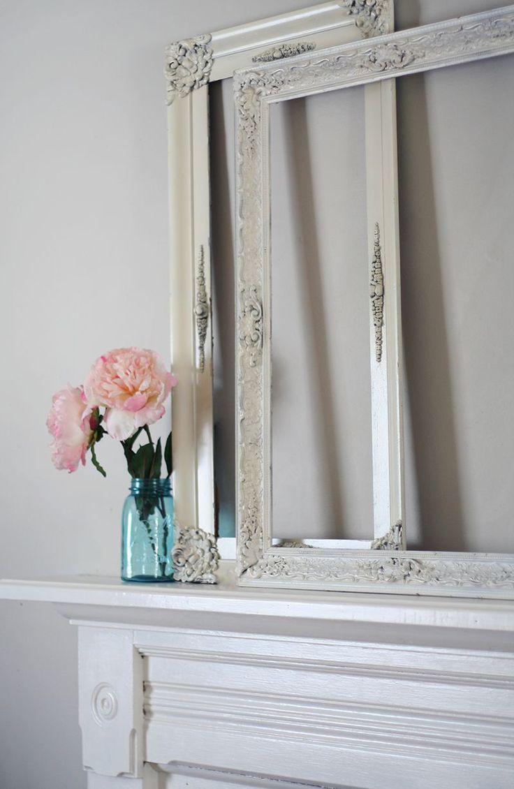 FramesMantles Decor, Beautiful Frames, Mantel Decor, House Ideas, Mantels Ideas, Pretty Mantels, Beautiful Mantles, Adorbs Mantels, Master Fireplaces