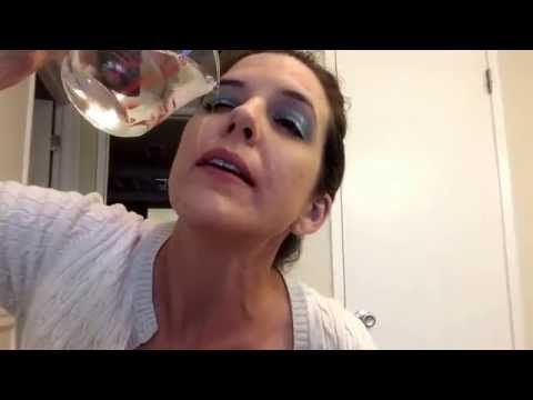 """Day 2c Younique 3D Fiber Lashes Water Test! - YouTube """"Ok... This video cracks me up. She's kind of silly, but proves her point... This stuff is definitely water resistant!"""""""
