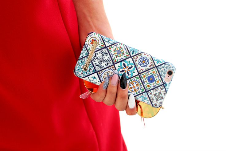Mosaic by lovely @rebeckakärrbring - Fashion case phone cases iphone inspiration iDeal of Sweden #Moroccan  #fashion #inspo #iphone #pattern #tile #summer #Marrakech