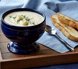 MyPanera Recipe: A Cauliflower Cheese Soup