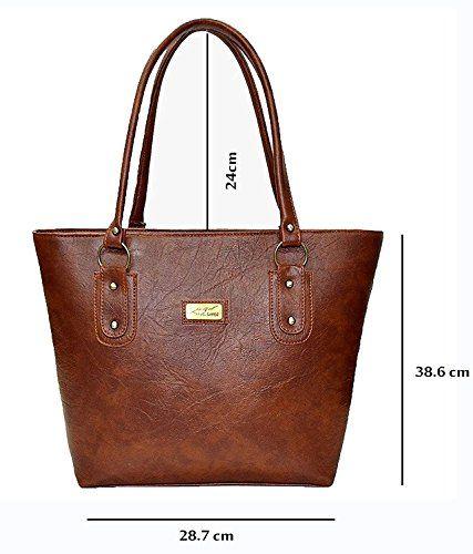 a30aec7389b5 Mammon Women s Leatherette Handbag and Sling Bag Combo (40x30x10 CM ...