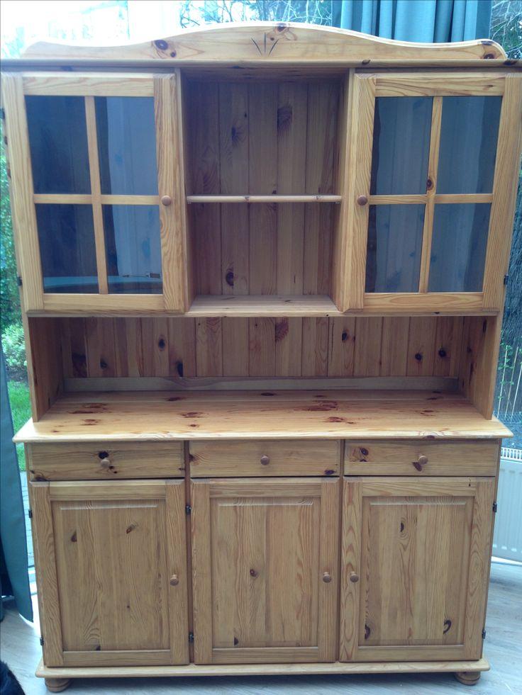 Buffetkast oude kleur cabinet