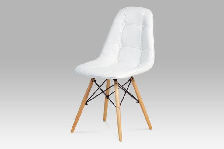 Stolička CT-720 WT1, biela