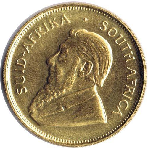 Moneda de oro 1/2 Krugerrand oro puro Sud Africa 1982, Tienda Numismatica y Filatelia Lopez, compra venta de monedas oro y plata, sellos españa, accesorios Leuchtturm