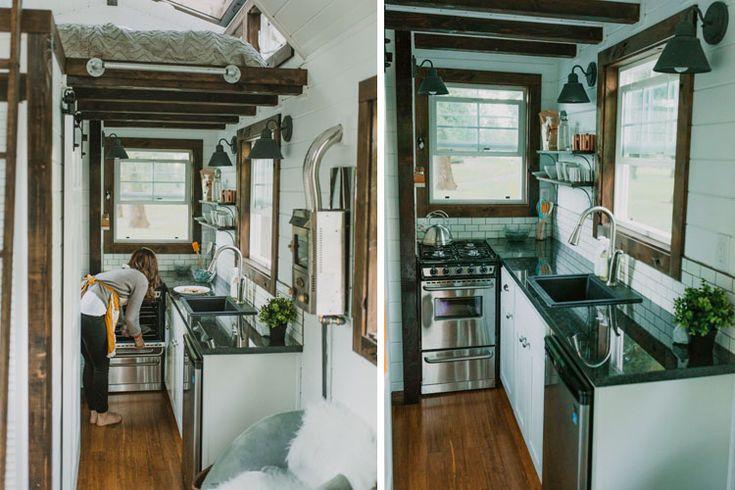 Mini casas rodantes de dise o viviendas n madas for Diseno decoracion hogar talagante
