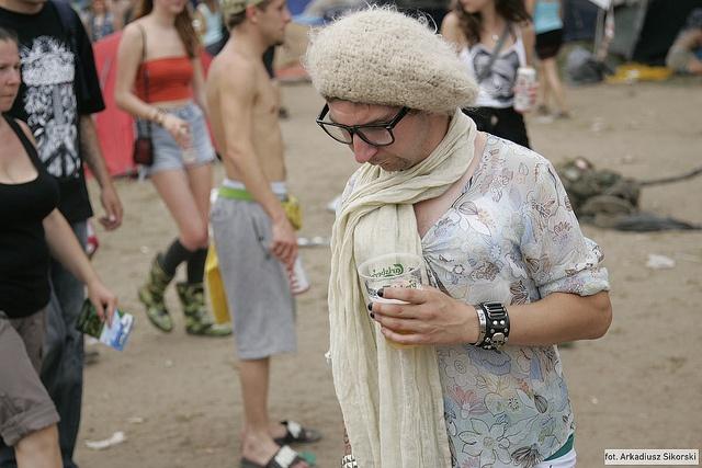 XVII Przystanek Woodstock 2011, via Flickr.