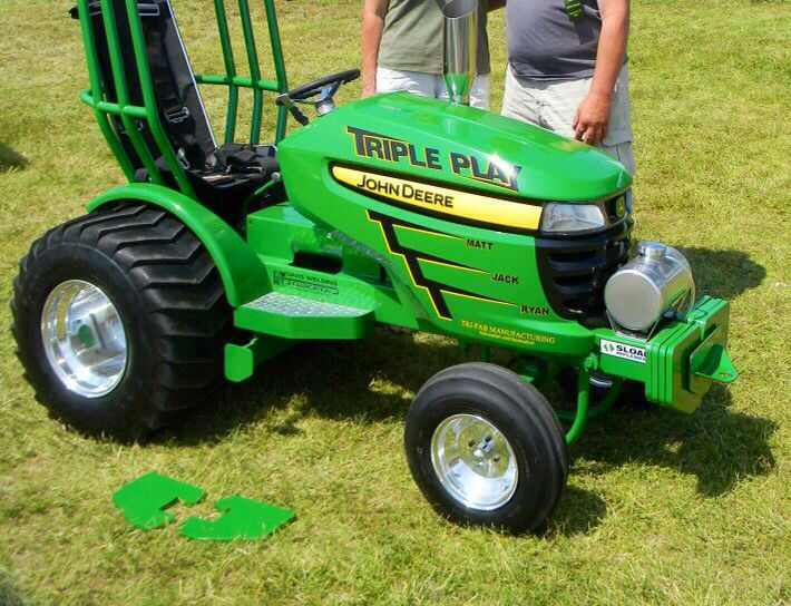 Pulling Garden Tractors Used : Best mowers that do monster images on pinterest