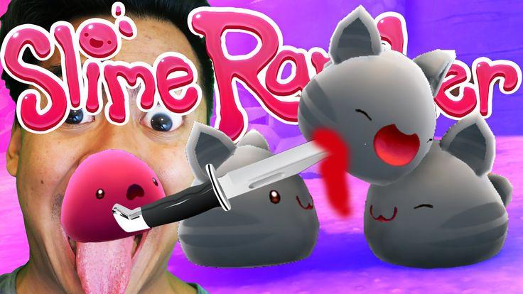 SLIME MURDER! | Slime Rancher #2