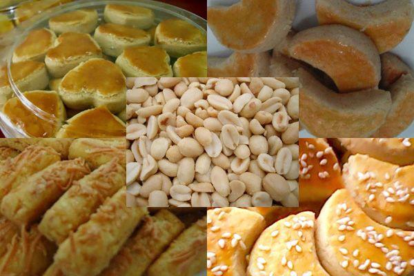 Kue kacang salah satu sajian spesial lebaran, banyak variasinya sehingga sangat menggoda, namun resep kue kacang tetap sama, hanya berbeda cetakannya saja.