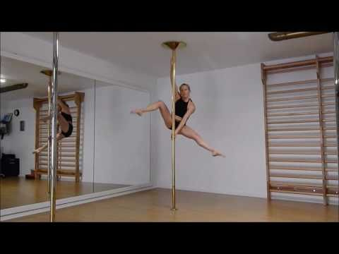 Advanced pole tricks