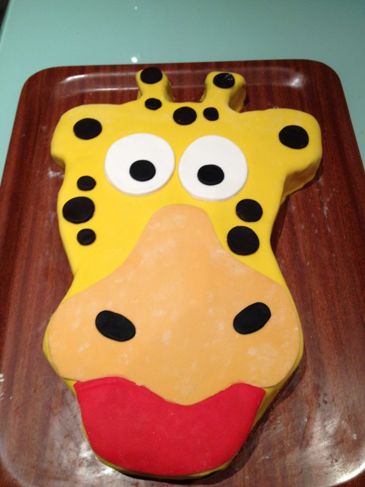 Jiraff cake