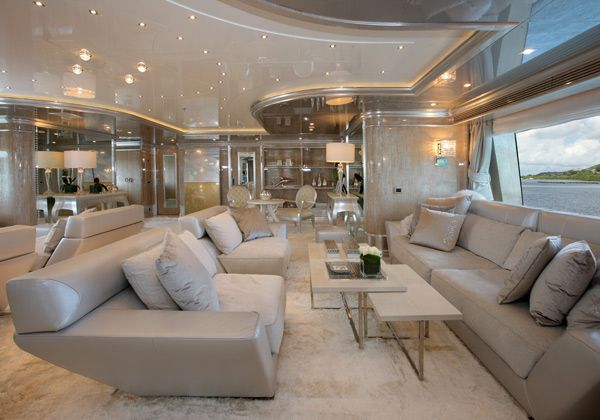 unique yacht interiors pictures | fashining-uk: LUXURIOUS INTERIOR WITH FENDI CASA