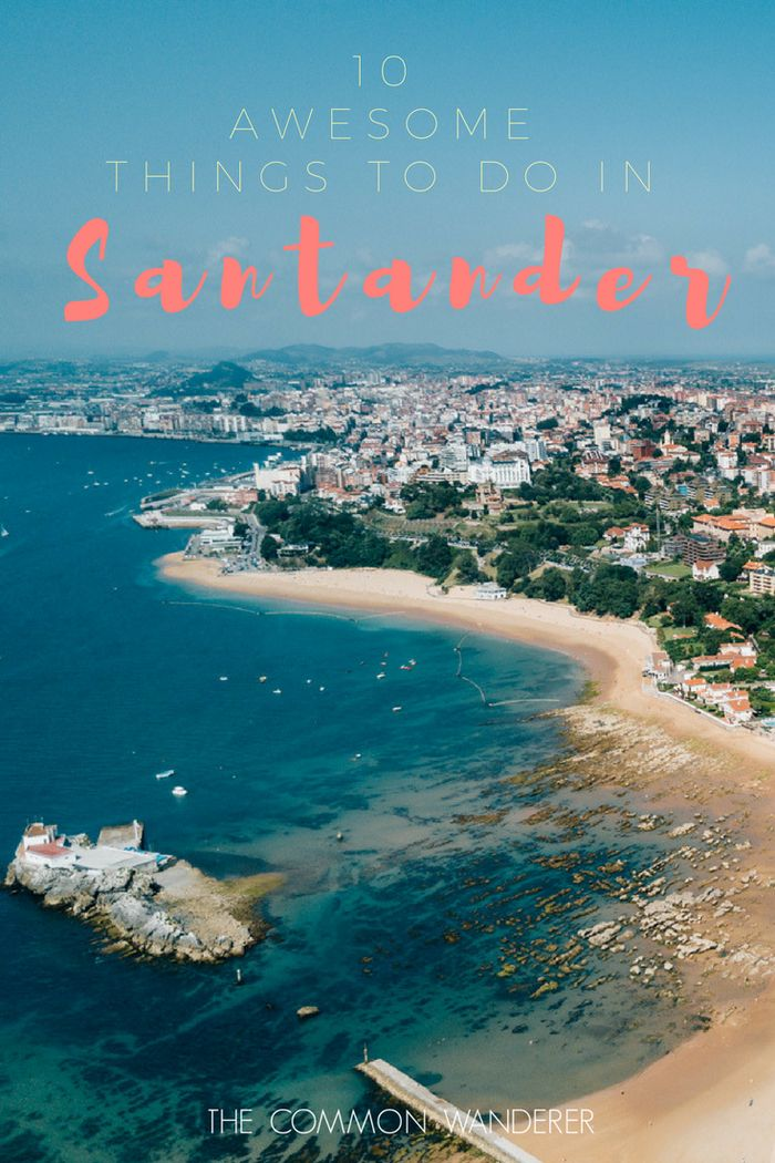 Our in depth guide to all the best things to see and do in Santander, Spain | Santander things to do | Santander must see and do | what to do in Santander | Best things to do in Santander | Santander guide | Santander travel tips | Santander travel guide | Santander weekend guide