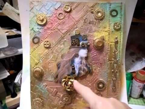 Fiona Jennings as jennings644 - Steam Punk Canvas - time 4:08; March 14, 2013