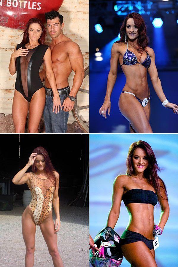 Ashleigh Frost bikini competition #fitspo fitness inspiration