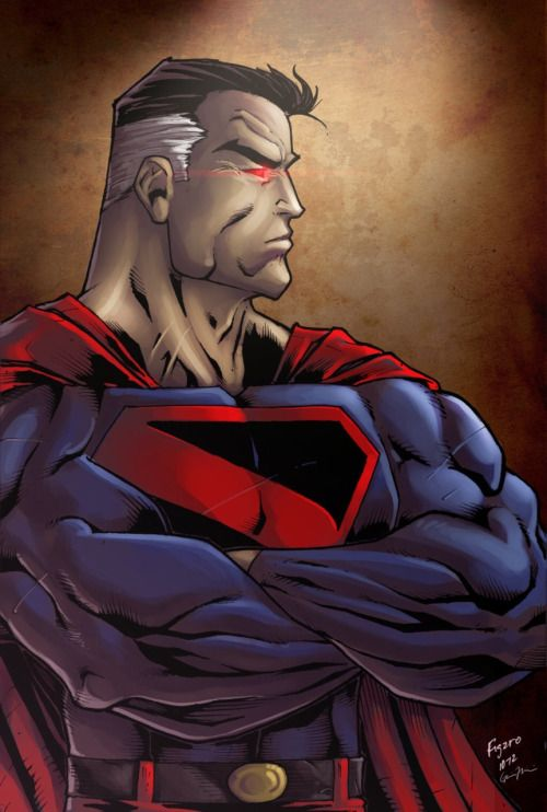 Kingdom Come Superman - Colors: Anthony Figaro