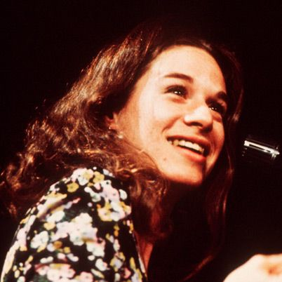 Carole King: http://www.biography.com/people/carole-king-17169764#synopsis