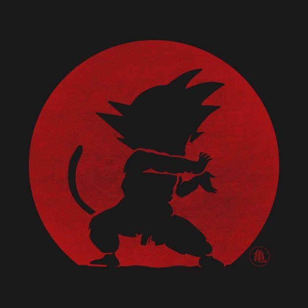 Goku mi héroe  favorito