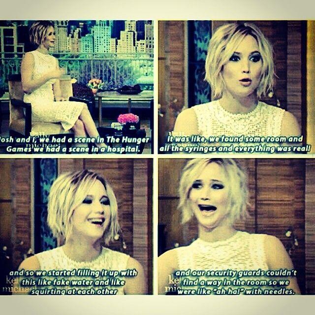 So much JOSHIFER FEEELZZ  Jen on her new interview~~ OMFG *i'm dying*~~~ #jenniferlawrence