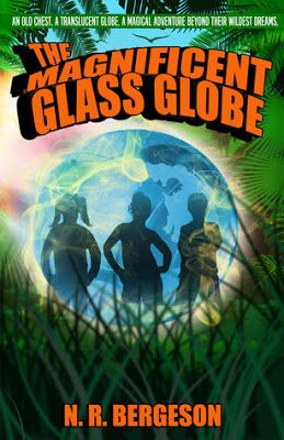 Pam's Book Reviews: The Magnificent Glass Globe by N.R Bergeson