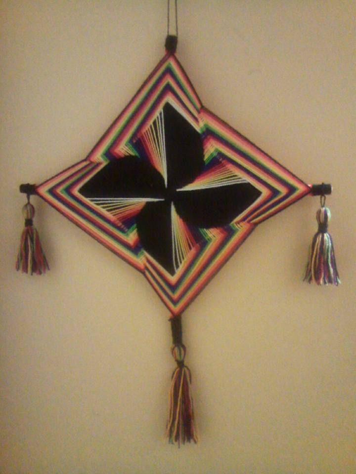 Mandala realizado por Mirta L. Herrera…