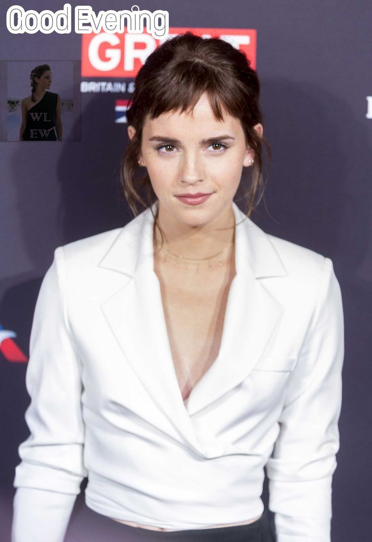 Good Evening Buona serata Instagram : https://www.instagram.com/we.love.emma.watson.crush/ Passate dal nostro gruppo ; https://www.facebook.com/groups/445446642475974/ Twitter : https://twitter.com/GiacomaGs/status/907646326359445509 ? ~EmWatson