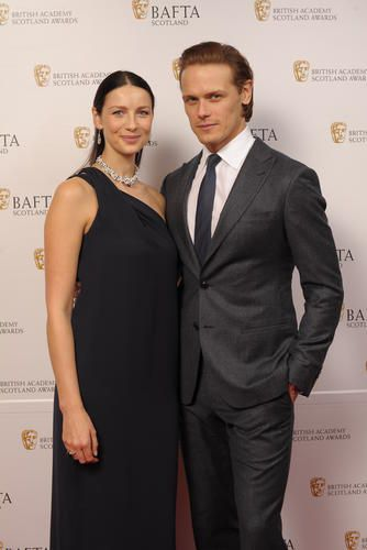 NEW MQ Pics of The Cast of Outlander at the BAFTA Scotland Awards | Outlander Online