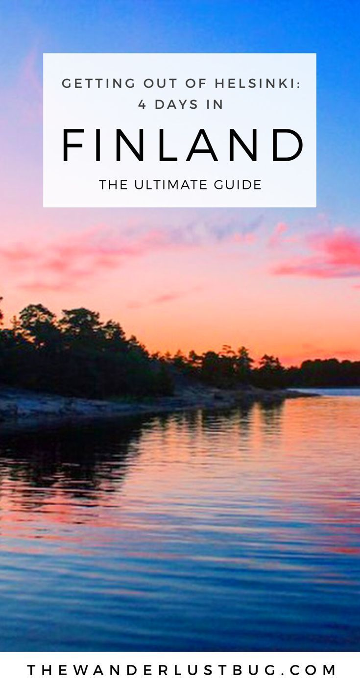Midnight Sun in Scandinavia. The perfect 4 day Finland travel guide for getting out of Helsinki. Featuring The Kimito Islands, Turku Archipelago, Westers Garden, Hogsara Island, Storfinnhova Forest Village, Teijo National Park & Mathildedal Brewery & Bakery.