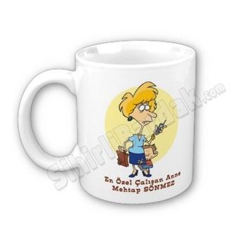 Çalışan annelere özel hediye sihirli bardak ile ona özel olduğunu hissetirebilir, çay ve kahve keyfini daha keyifli bir hale dönüştürebilirsiniz.   http://www.sihirlibardak.com/mesleki-tasarimlar/calisan-annelere-hediye-sihirli-bardak.html