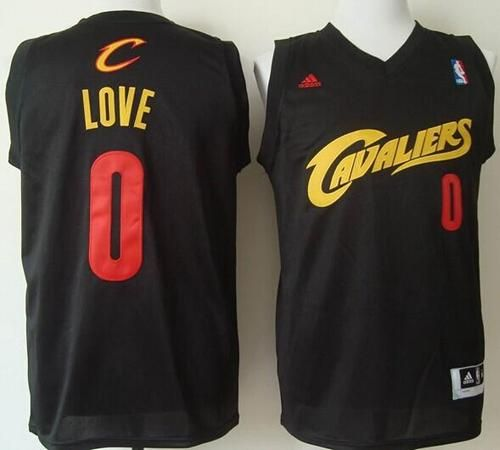 cavaliers kevin love blackred no. fashion the finals patch stitched nba jersey