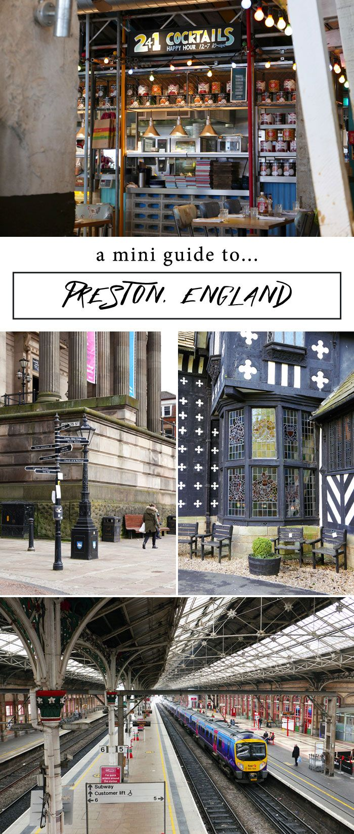 Things to do in Preston, Lancashire, UK