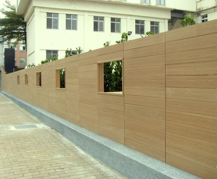 #cheap wpc fence panels options | #Recyclable #wpc  #fence in #Dubai
