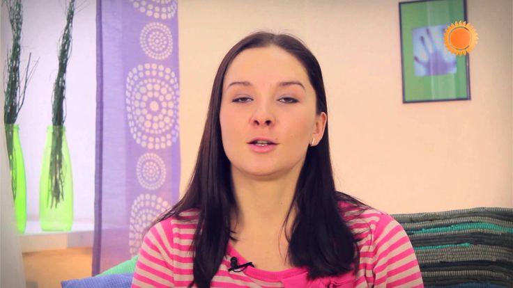 Фейсбилдинг с Евгенией Баглык. Упражнения для лобной зоны