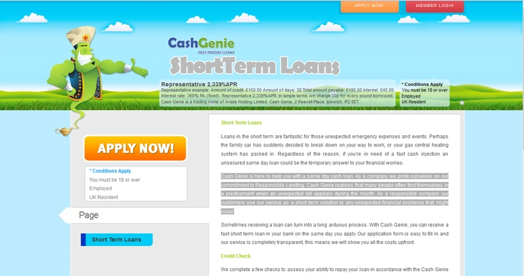 Payday loans annual interest rate picture 2