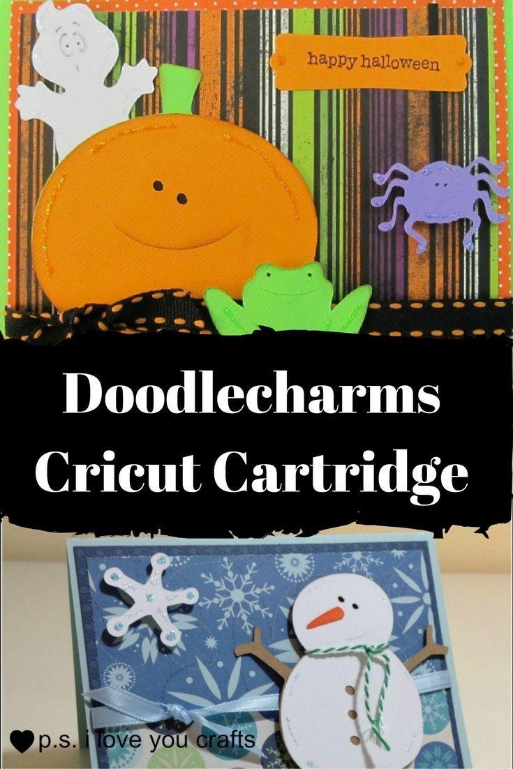 116 Best Cricut Halloween Cards Images On Pinterest Fall