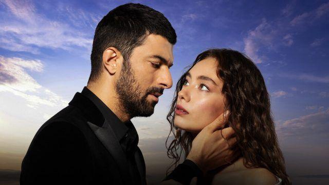 مسلسل ابنة السفير الحلقة 18 Drama Engin Akyurek Scenes
