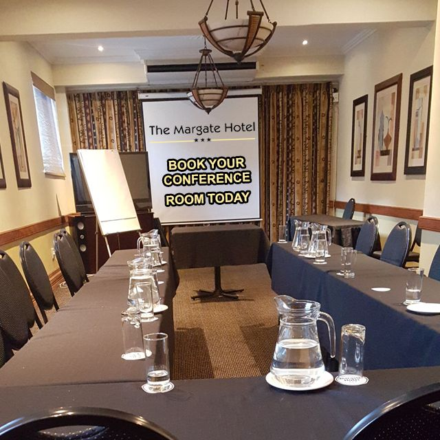 #Margate #Hotel 6 air-conditioned fully equipped #conference #venues #Durban BOOK TODAY! http://bit.ly/1SdfYCz