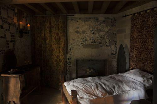 castle arundel bedroom medieval