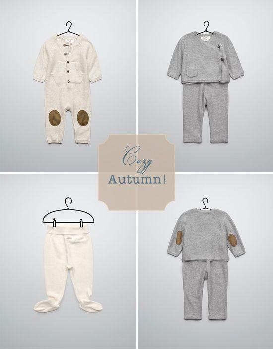 Mini Piccolini - Baby Style for Autumn