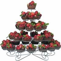 38 Cupcake or Dessert Cup Tower Stand
