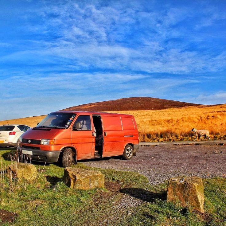 Went out for a little tour around Yorkshire last weekend playing a few gigs as we went. Found some nice places to stay... And some not so nice! Check out our latest blog post to see how we got on! Link in the bio #travel #vanlife #vandwelling #campervan #vw #vwbus #adventure #homeiswhereyouparkit #homeonwheels #roadtrip #bluesky #winter #yorkshire #lancaster #york #manchester #wanderlust #volkswagen #explore #tinyhouse #livingsmall #minimalist #rollinghome #moors #sheep #busking #gigs #tour…