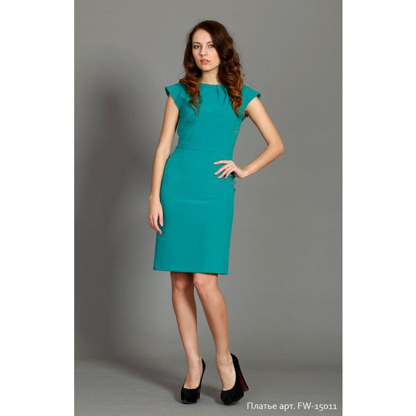 Green Office Pencil Midi Dress (4.120 RUB) ❤ liked on Polyvore featuring dresses, black, women's clothing, pleated cocktail dress, party dresses, sleeveless cocktail dress, black bridesmaid dresses and black pencil dress