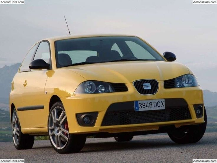 Best Seat Ibiza Cupra 1 9 Tdi 2004 Ibiza Car Seats 400 x 300