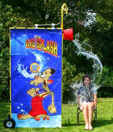 diy dunk tank - Google Search