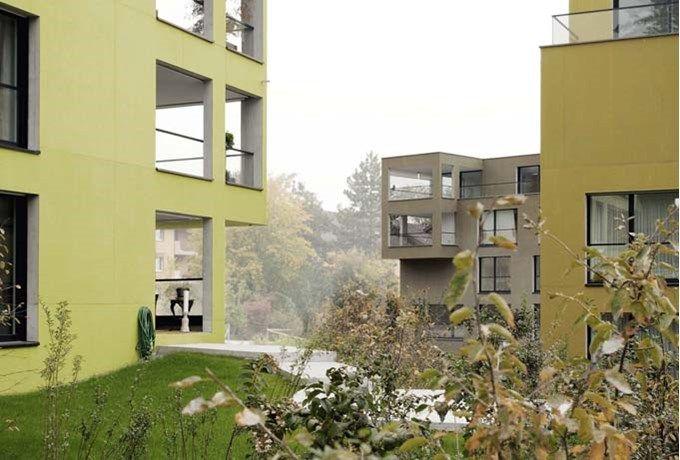 Gigon Guyer - Housing complex Park Grünenberg, Wadenswil