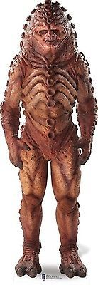 Other Fast Food and Cereal Toys 1196: Star Cutouts Doctor Who - Zygon 50Th Anniversary Special Cardboard Cutout -> BUY IT NOW ONLY: $95.7 on eBay!