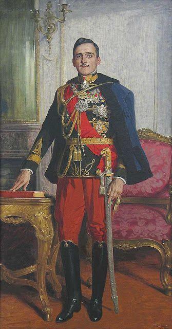King Aleksandar Karadjordjević, 1930